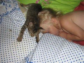 Вместе и спится лучше