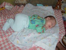 Сладкий сон моего малыша