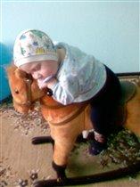 сладкий сон на лошадке