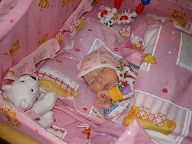 Сладко сплю!!!