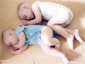 Наши сладкие сурочки =)