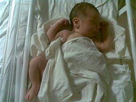 Я родился и сплю...