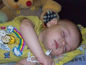 баю-баю-баюшки, спи мой сладкий заюшка