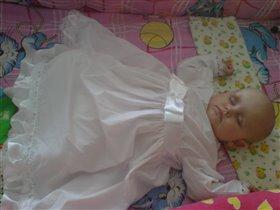 сладко спится под крылом у ангела