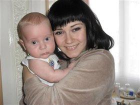 Мамина радость! Малыш Богди)))