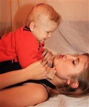 Мамина радость,Пашенька,8 месяцев
