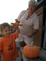 Оранжевое настроение....