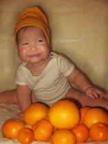 Апельсиновая фея