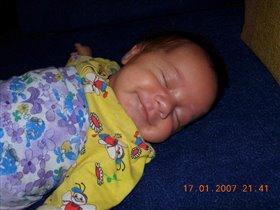 улыбаюсь даже во сне!!!