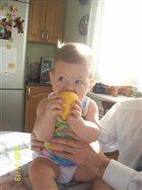 Лимончик - мой любимый фрукт!