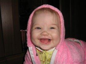 Все видели мои первые зубики?!