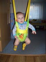 Во как высоко прыгаю!