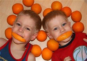 два Барона Апельсина