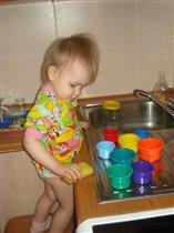 Так надо свои чашечки помыть!!!