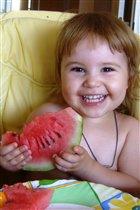Арбуз - мой любимый фрукт!