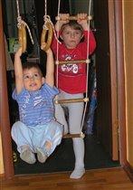Братцы-гимнасты