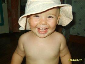 Шляпная улыбочка