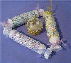 конфетки-батончики собственного сочинения