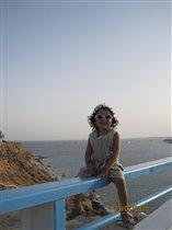 в отпуске в Египте
