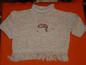 свитерок George акрил 1,5-2 года 150 руб.
