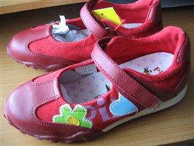 Туфли новые Пеппи ( 32) Швеция  размер