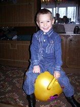 День рождение моего племянника Никитки!