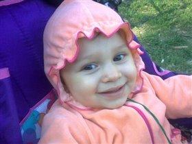 Моя Дианочка!сладкая красивая улыбочка!
