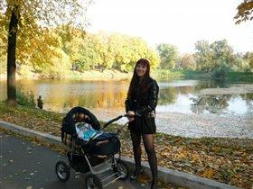 В Лефортовском парке!