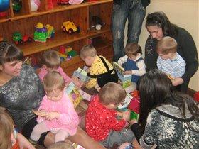Ребята из детского дома 'Малютка'