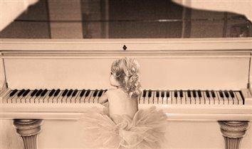 Принцесса за роялем