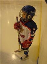 В хокей играют настоящие мужчины..