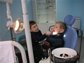 А стоматологом ОН был с детства...