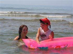А сколько веселья дарит нам море!