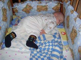 спи сладко мой малыш