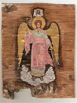 Ангел Хранитель,береста