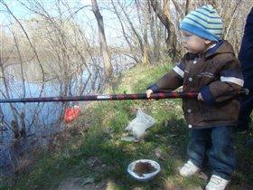 Ловись рыбка большая...