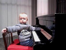 Моцарт отдыхает!