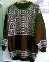 свитер для мужа