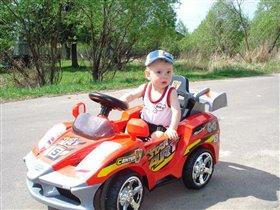 юнный гонщик