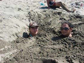 Лето, море, солнце, пляж...