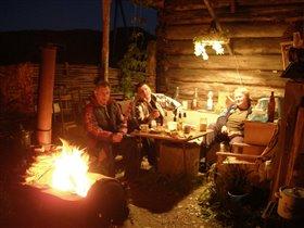 Встреча в Инзере Белорецкий район