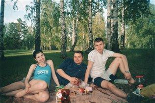 Вот такая красота у нас на Урале.