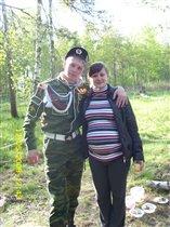 Встречали одноклассника из армии!!!