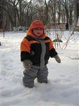 Снежный мир