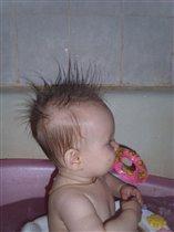Супер прическу сделать в ванне проще)))