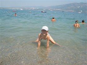 хорошо у моря летом