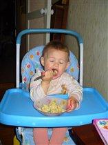 Люблю я макароны.....