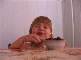 Люблю ягодки!