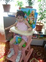 трон для принцессы