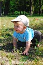 наш юный натуралист